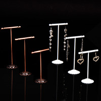 LAN LIN Wholesale 2 Sets Earrings Display Frame Fashion Jewelry Display Racks Earrings Display Jewelry Holder