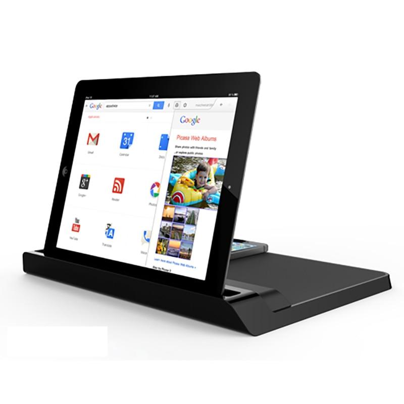 Creatively design multi function stable tablets mobile phone charging Bracket pedestal for 5s 6 6splus