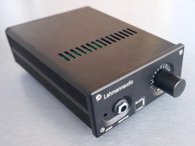 Brisa Versão em Áudio amplificador de auscultadores Lehmann arquitetura bom som amp de alta versão de configuração