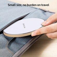 10W Veloce Caricabatterie Wireless Per Il Samsung Galaxy S9 S9 Più S8 S7 Nota 9 S7 Bordo USB Qi di Ricarica pad per il iphone XS Max XR X 8 Più