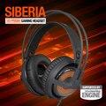 Steelseries Siberia v3 Призма Игры Гарнитуры, освещения и Настройки С Двигателем 3, с выдвижной микрофон, новый.