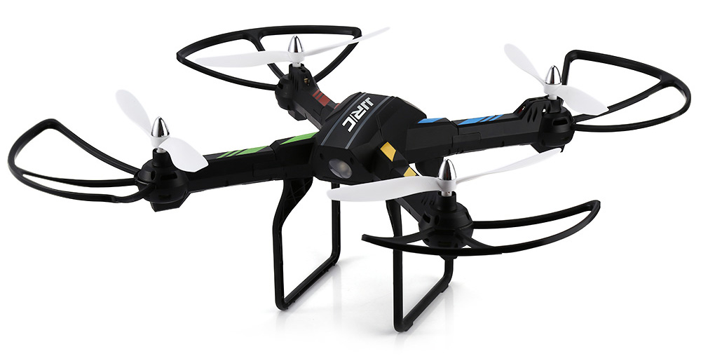 JJRC H28 2.4G 4 Channel 6 Axis Gyro Quadcopter 3D Rollover Light RTF LED Light RTF Drone With One Key Automatic Return Function