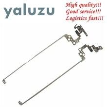 YALUZU для lenovo Ideapad 100-15 100-15IBY B50-10 ЖК-шарнир AM1ER000100 AM1ER000200