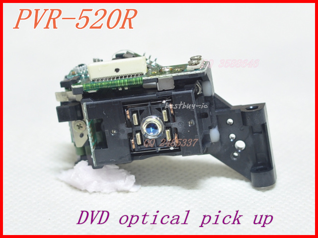 Original New   PVR-520R Laser Lens Lasereinheit PVR520R   PVR 520R   Optical Pickup for  b o s e   audio system