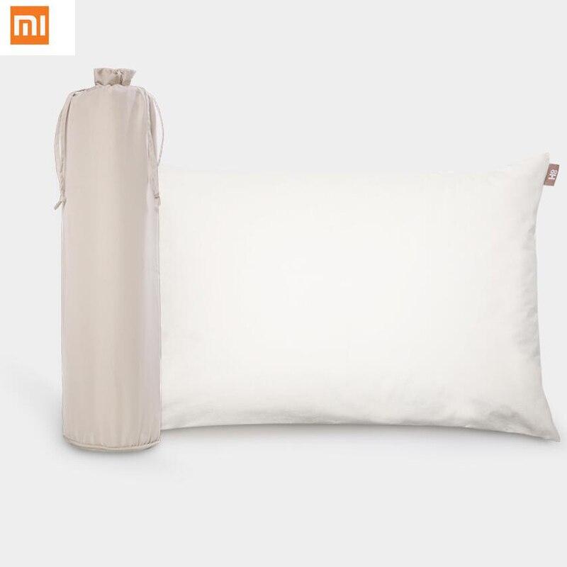 Оригинальный Xiaomi Подушка 8 H натурального латекса с наволочка лучший экологически безопасный материал Подушка Z1 Здравоохранение хорошего с...