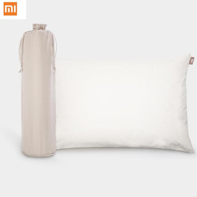 Original xiaomi 8 h almohada almohada de látex natural con funda de almohada mejor material ecológico y seguro z1 salud buen dormir