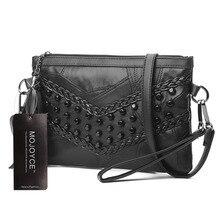 Women Braid Weave Messenger Bags bolsos mujer Women Leather Tassel Handbags Ladies Shoulder Crossbody Bag Clutch