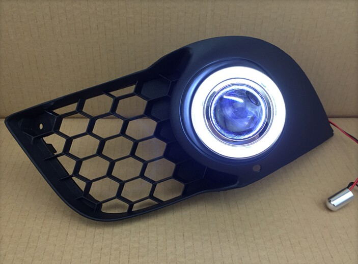 eOsuns COB հրեշտակ աչքի առաջատար - Ավտոմեքենայի լույսեր - Լուսանկար 4