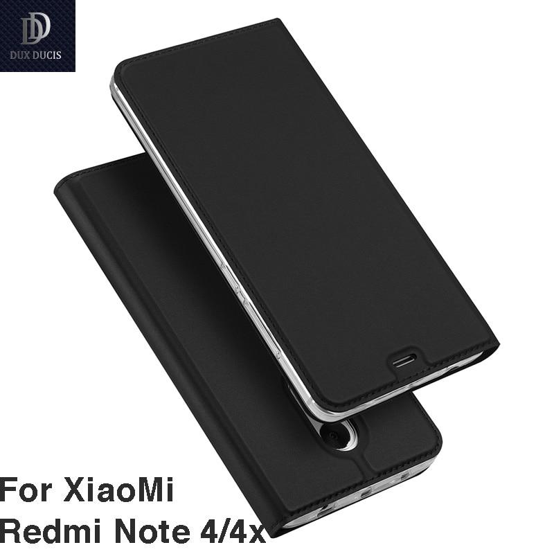 imágenes para Xiaomi Redmi Nota 4x Caso Caso de Cuero Del Tirón Para Xiaomi Redmi Nota 4 Caso Pro Primer Monedero Cubierta Del Teléfono de Xiaomi Redmi nota 4 Funda