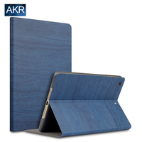 For IPad Air 2 Case Smart Cover For Apple IPad 4 2 3 Fashion PU Wood