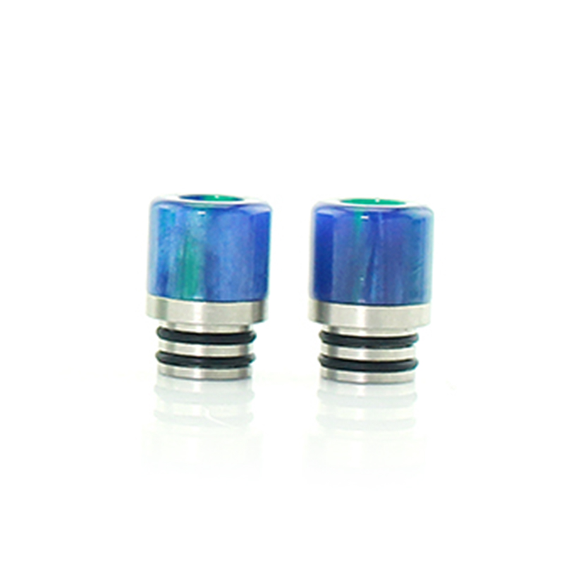 50pcs Original New Demon Killer 510 Epoxy Resin Drip Tips For all E Cigs mouthpiece 510  ...