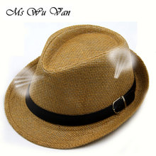 Niños sombrero de paja de verano niños playa sombreros para Niñas Niños Sol  Panamá negro Sombreros d6744af0771