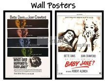 What Ever Happened to Baby Jane Movie Home Decorative Painting White Kraft Paper Poster 42X30cm justin petrone my estonia 3 what happened