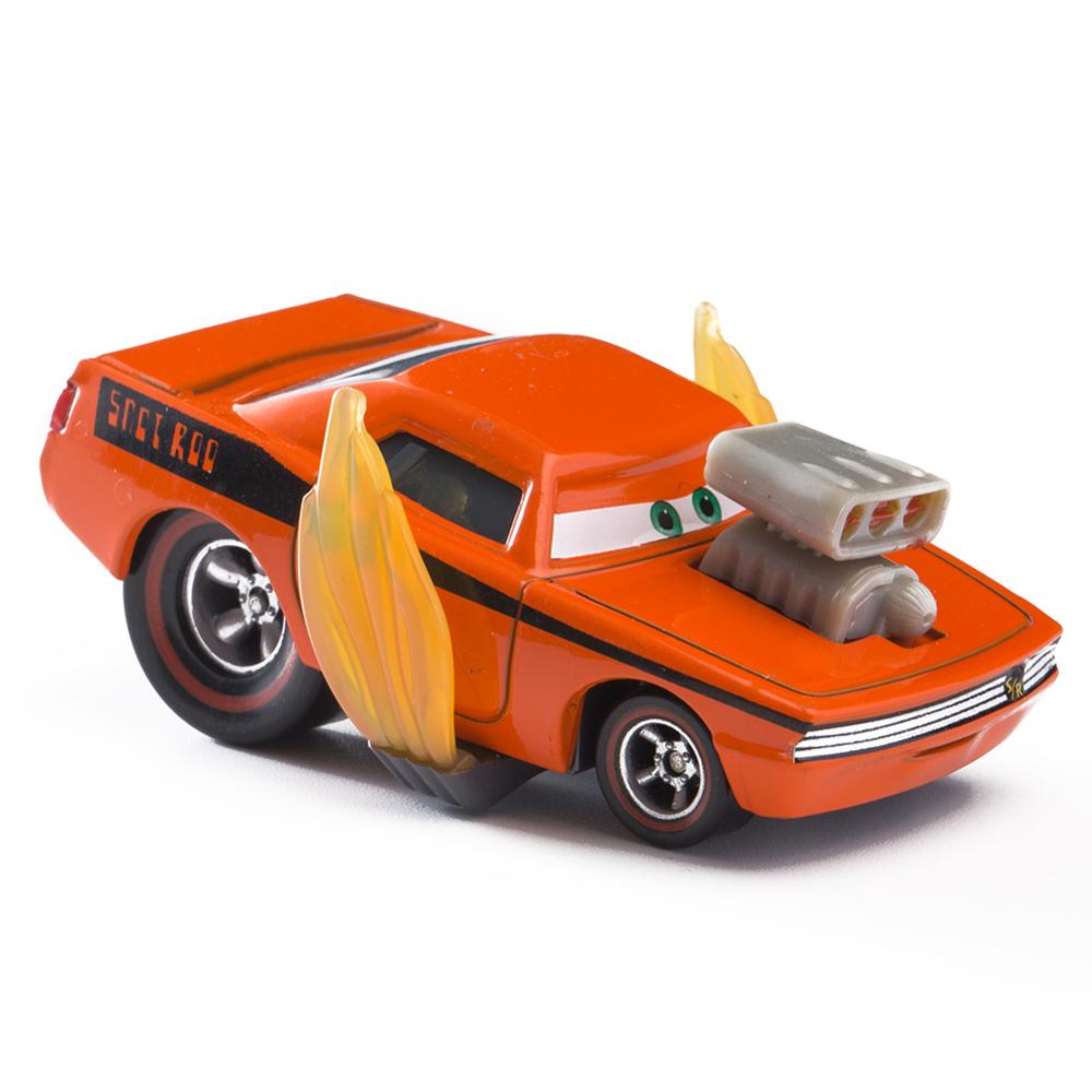 Disney Pixar Cars 3 Lightning McQueen Blue Jackson Storm Mater 1 55 Diecast Metal Alloy Model Car Toy Children Gift Boys in Diecasts Toy Vehicles from Toys Hobbies