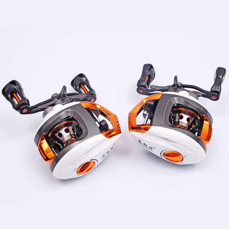 High Quality 13BB 6.3:1 Left /Right Hand Baitcasting Fishing Reel Bait Casting Reels Fishing Reels baitcasting reels fishing reel bait casting 12 1 bb 6 3 1 baitcast reels left right hand for your option ea14