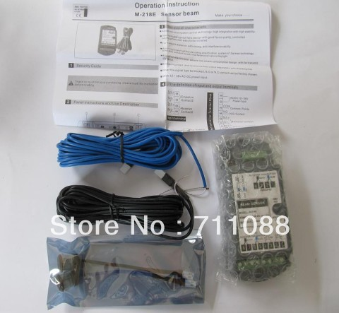 Automatic door safety beam sensor,photocellAutomatic door safety beam sensor,photocell