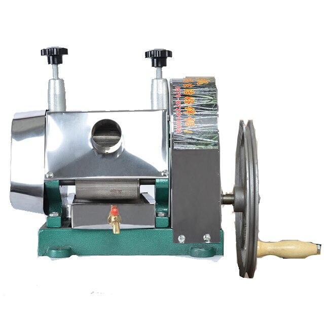 Espremedor manual do gengibre da mão do juicer da cana de açúcar, máquina manual da cana de açúcar