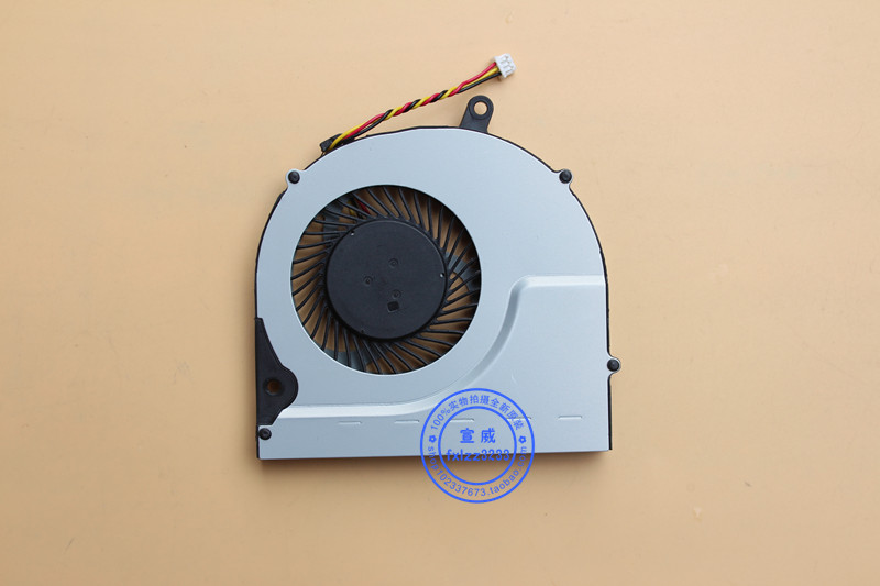 Emacro for Forcecon DFS501105FR0T FC90 Server Laptop Fan DC5V 0.50A 3-wire free shipping emacro sf7020h12 61as dc 12v 250ma 3 wire 3 pin connector 65mm6 server cooling blower fan
