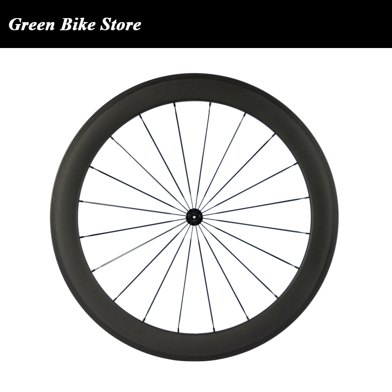 23 Wide 55mm Carbon Tubeless Clincher Wheelset Matt Novatec 700C Road Bicycle
