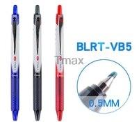 1 3 6 12 Pcs Lot Japan Pilot BLRT VB5 Rollerball Pen 0 5mm Retractable Stationery