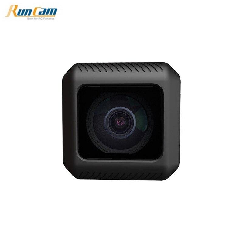 RunCam 5 12MP plus petit 4K Cam HD enregistrement 145 degrés NTSC/PAL 16:9/4:3 commutable FPV caméra d'action Mini caméra pour RC Drone Accs - 2