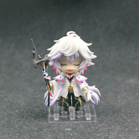 4 Fate/Grand Order Magician Merlin 970# GSC Nendoroid PVC Action Figure Collectible Model Toy BOX 11CM B336