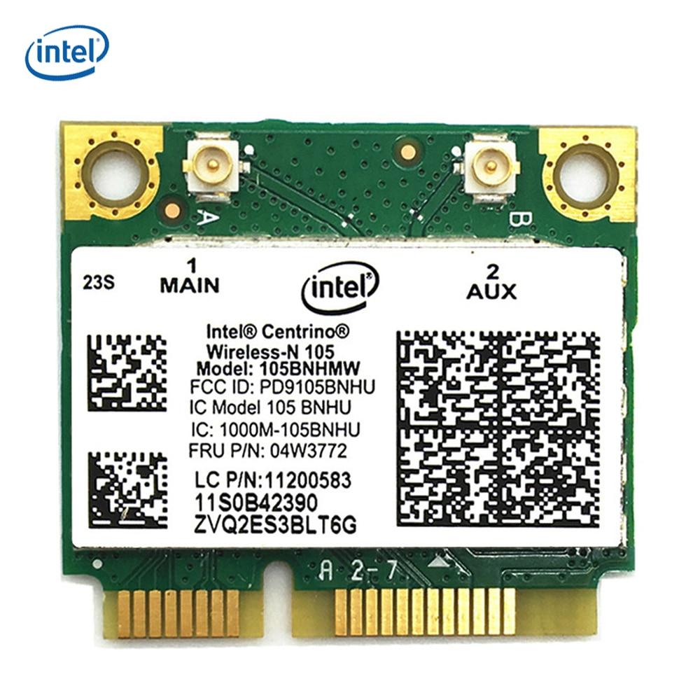 Intel Centrino Wireless-N 105BNHMW PCI-E 150Mbps 2.4Ghz Wireless Card Network card