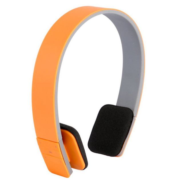 Colorful Sports Wireless Headphone Bluetooth Headset Stereo Fashion Adjustable Headphones With Mic Handsfree For Smartphone