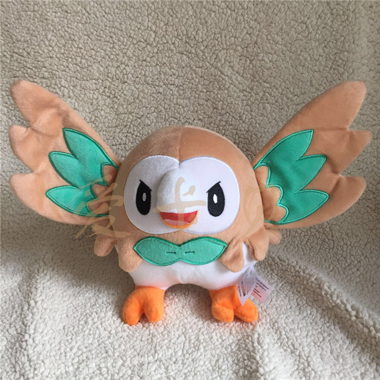 Free Shipping New Rowlet 8