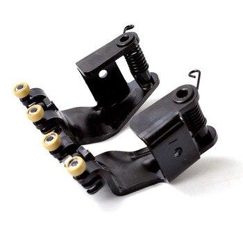 Paire de rouleaux de porte coulissante à montage central pour Honda Odyssey 72561-SHJ-A21 72521-SHJ-A21 05-10