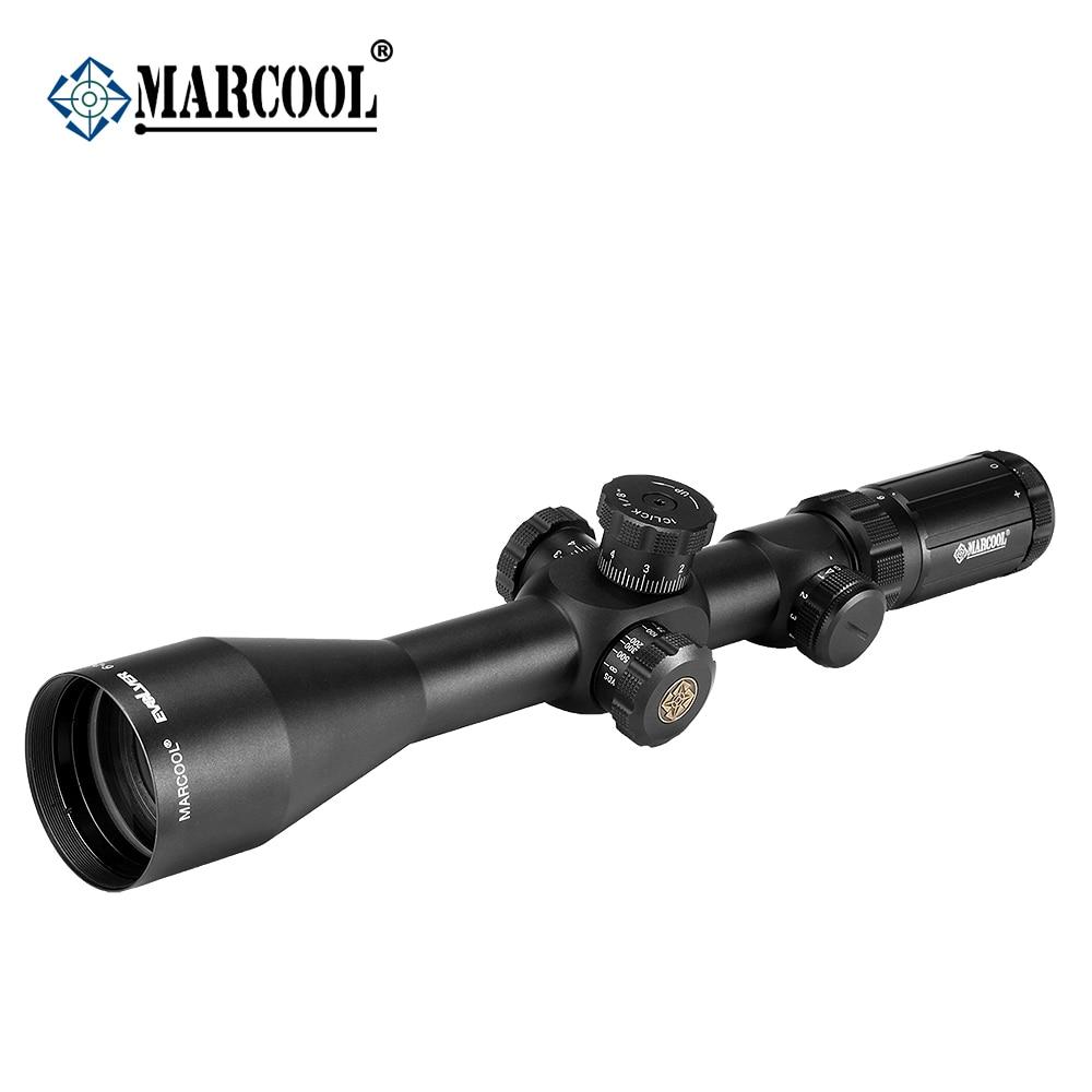 Marcool EVV 6-24X50 SFIRGL FFP Κάτω από 7.62 Πυροβόλα - Κυνήγι - Φωτογραφία 4