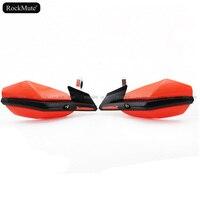 Motorbike Dirt Bike Off road Bike Universal 7/8 22mm Handguard Handlebar Hand Guard Black Red White Blue Orange