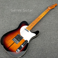 Galilee One Piece Of Wood TL Electric Guitar Quality Assurance Body And The Neck Are A
