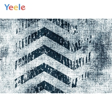 Yeele Photocall Fade Wall Floor Chevron Grunge Decor Photography Backdrop Personalized Photographic Backgrounds For Photo Studio