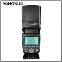 YONGNUO YN686EX RT Lithum Battery Speedlight Wireless Slave Flash Speedlite With Optical Master TTL HSS For