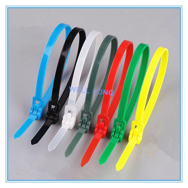 500 abracadeiras de nylon cor pcs lote 5200mm 01