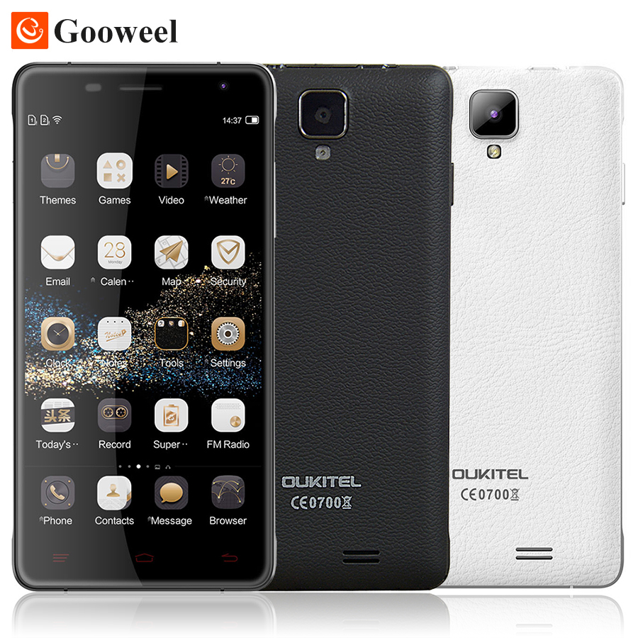 Original Oukitel K4000 Pro 4G Mobile Phone MTK6735 Quad Core Android 5 1 5 0 HD