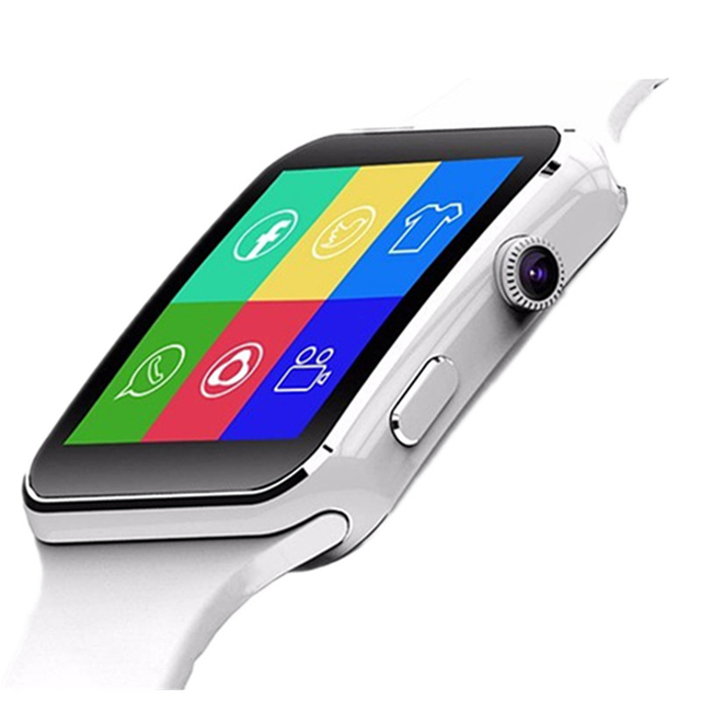 SCELTECH Bluetooth Smart Watch X6 Smartwatch Sport Watch for Android Phone with Camera support Pedometer Whatsapp SIM Card