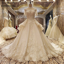 CHANVENUEL LS75608 floor length ball gown wedding dresses