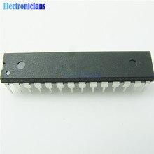 10 個オリジナル ATMEGA328 ATMEGA328p ATMEGA328P PU DIP 28 マイクロコントローラ IC チップ ARDUINO の UNO R3