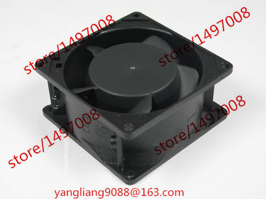 Free Shipping Emacro Fujitsu UF-80A11, BTH AC 115V 12W 2-pin connector 120x120x38mm   Server Square Cooling Fan free shipping new uf 15pc23 bth ac 230v 29w 172x150x51 server round cooling fan