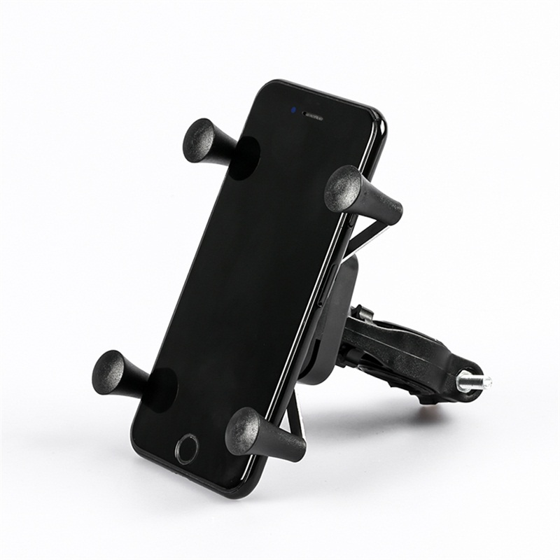 1pc Universal Bracket for Cellphones Motorcycle Phone Holder Rear View Mirror Stand Motorbike Mount стоимость
