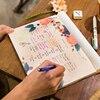 Coloful Life Weekly Planner Desk Memo Notebook Agenda Schedule Organizer For 50 Weeks Weekly Planner Notebook