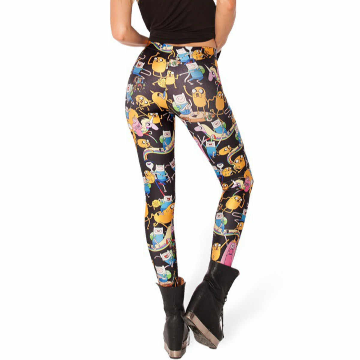 e6d1d47d405ce ... Legging Sexy 3D Longs Graphic Colourful Printed Slacks Women's Stretchy  Skinny Leggings Lady Tattoo Pants New ...
