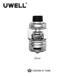Image 5 - Бак UWELL Crown IV Crown 4 с двойной катушкой SS904L и технологией самоочистки, атомайзер 2 мл/6 мл, испаритель для электронной сигареты