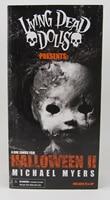 Hot Living Dead Dolls Halloween 2 Killer Michael Myers Kid Version Classic Rob Zombie Horror Film 11 Figure Toys