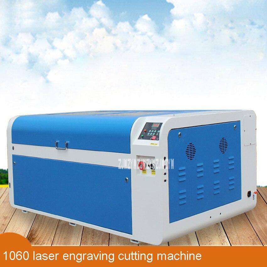 100W 220V/110V New Software USB Interface Laser Engraving Cutting Machine Tube Laser Engraving & Cutting Machine 0-30000mm/s