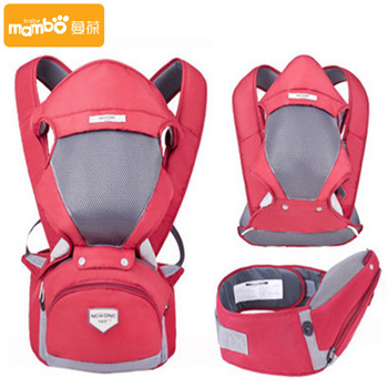 3 in 1 baby carrier kid hipseat with belt sling breathable ergonomic backpack kids hip seat.jpg 350x350