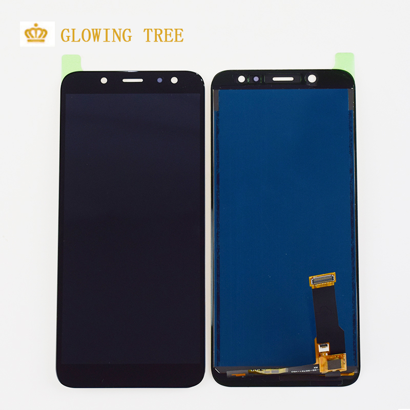 Adjust For SAMSUNG Galaxy A6 2018 LCD Touch A600 LCD Screen A600F LCD A600FN LCD Display Module Touch Screen Digitizer AssemblyAdjust For SAMSUNG Galaxy A6 2018 LCD Touch A600 LCD Screen A600F LCD A600FN LCD Display Module Touch Screen Digitizer Assembly