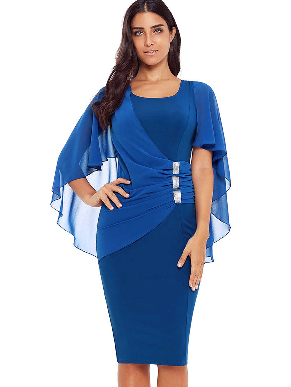 8a8f104cab Detail Feedback Questions about Gamiss Plus Size Dress Summer ...